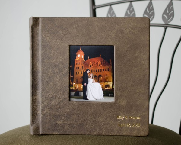 Dementi Studio Wedding Album