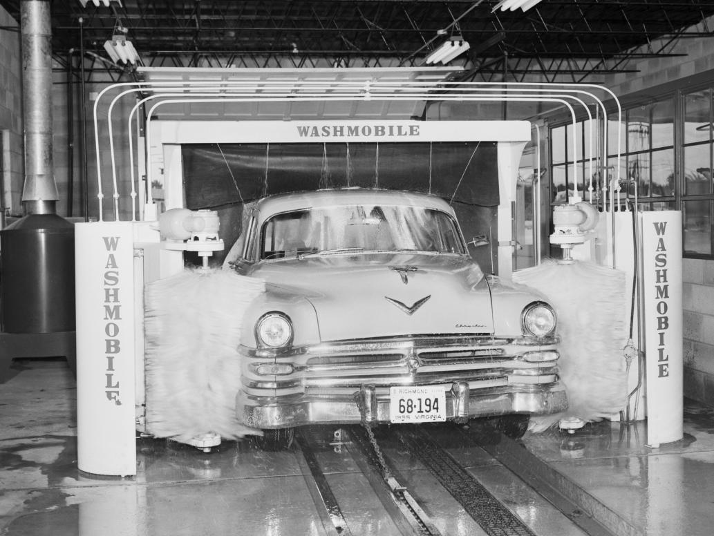 Washmobile 1955
