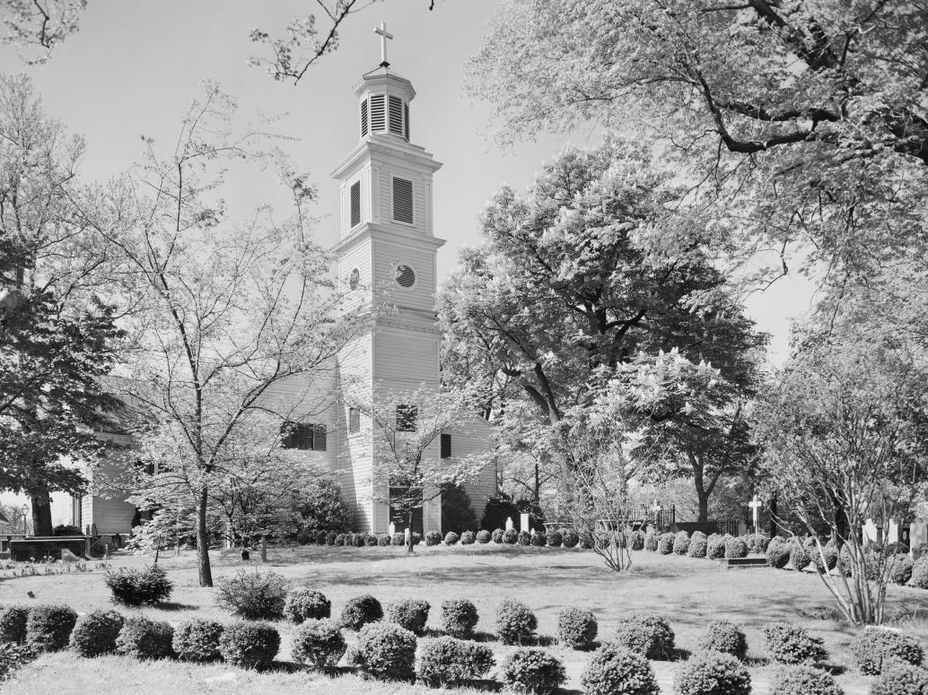 St. John's Church 1951