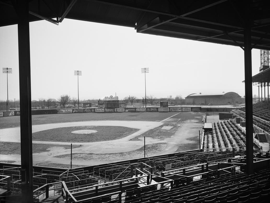 Parker Field (now The Diamond) 1965