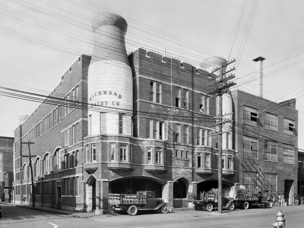 Richmond Dairy 1930s